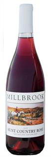 Millbrook Hunt Country Rose 2015 750ml